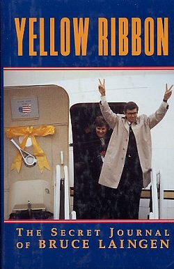 Image for Yellow Ribbon : the Secret Journal of Bruce Laingen