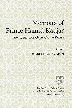 Image for Memoirs of Prince Hamid Kadjar