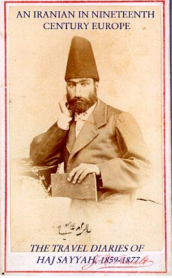 Image for An Iranian in 19th Century Europe