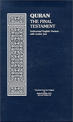 Image for Quran: the Final Testament