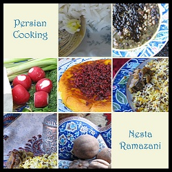 Image for Persian Cooking, A Table of Exotic Delights. Revised and Updated
