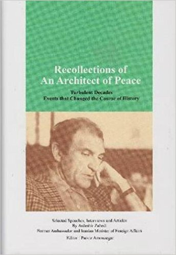 Image for Recollections of An Architect of Peace: turbulent decades events that changed the course of history