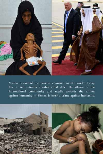 Image for Yemen: A 1000 Dark Days of a Disgracing War